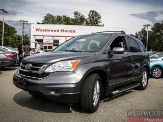 Used 2011 Honda CR-V EX-L for sale in Port Moody, BC