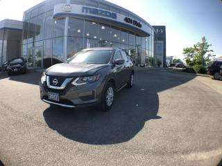 Used 2017 Nissan Rogue S, ONE OWNER, NO ACCIDENTS, REAR-VIEW CAM for sale in Mississauga, ON