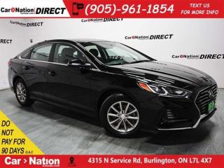 Used 2018 Hyundai Sonata GL| BACK UP CAMERA| BLIND SPOT DETECTION| for sale in Burlington, ON