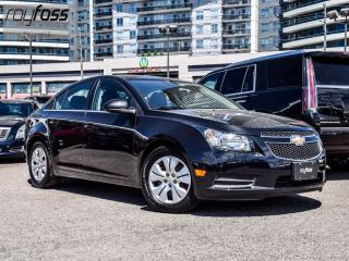 Used 2014 Chevrolet Cruze 1LT Tech & Conn Pkg Rear Cam Remote Start for sale in Thornhill, ON