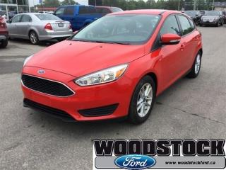 Used 2016 Ford Focus SE - Bluetooth -  Sync - Low Mileage for sale in Woodstock, ON
