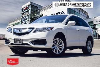 Used 2016 Acura RDX Tech at Accident Free| Navigation|Remotestart for sale in Thornhill, ON