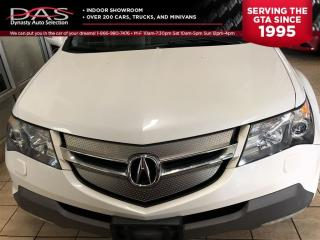 Used 2009 Acura MDX PREMIUM LEATHER/SUNROOF/7 PASS for sale in North York, ON