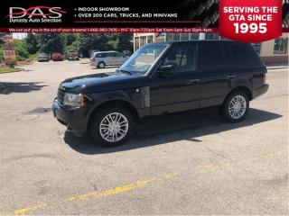 Used 2011 Land Rover Range Rover HSE NAVIGATION/LEATHER/SUNROOF/CAMERA for sale in North York, ON