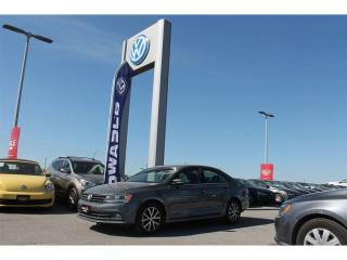 Used 2015 Volkswagen Jetta 2.0 TDI Comfortline w/ Sunroof!! for sale in Whitby, ON