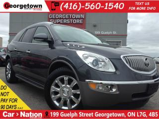 Used 2012 Buick Enclave - for sale in Georgetown, ON