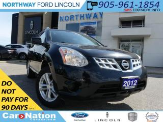 Used 2012 Nissan Rogue SV (CVT) | REAR CAMERA | TOW PKG | HEATED SEATS | for sale in Brantford, ON