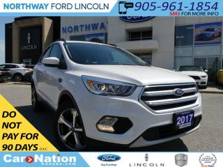 Used 2017 Ford Escape SE | NAV | REAR CAM | HEATED SEATS | for sale in Brantford, ON