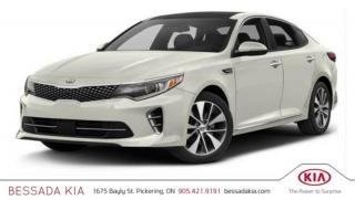 New 2018 Kia Optima Hybrid EX Phev for sale in Pickering, ON