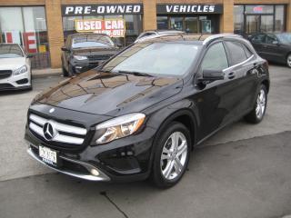 Used 2015 Mercedes-Benz GLA 4MATIC 4dr GLA 250  NAV/BLIND SPOT SUNROOF for sale in North York, ON