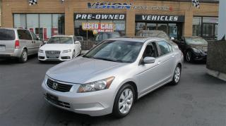 Used 2009 Honda Accord EX/SUNROOF/ONE OWNER/CLEAN CAR PROOF for sale in North York, ON