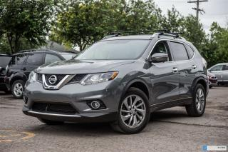 Used 2014 Nissan Rogue Sl Cuir Navigation for sale in Repentigny, QC