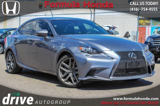 Used 2016 Lexus IS 350 ONE OWNER | ACCIDENT FREE | ALL WHEEL DRIVE for sale in Scarborough, ON