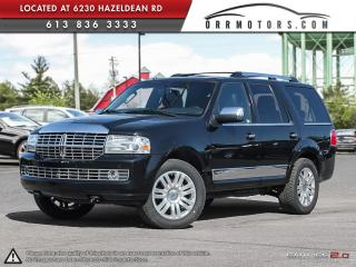 Used 2012 Lincoln Navigator 4WD for sale in Stittsville, ON