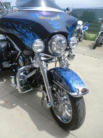 1997 Harley-Davidson Trike FLHTCU WITH MOTOR TRIKE KIT