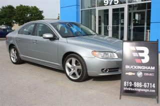 Used 2010 Volvo S80 T6 for sale in Gatineau, QC