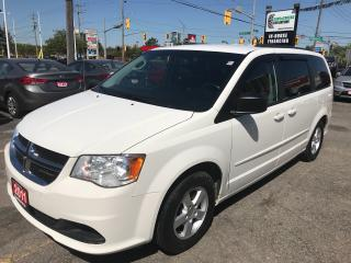 Used 2011 Dodge Grand Caravan SE l No Accidents l Stow and Go for sale in Waterloo, ON
