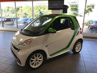 Used 2014 Smart fortwo PASSION GAR. 1AN for sale in Saint-eustache, QC