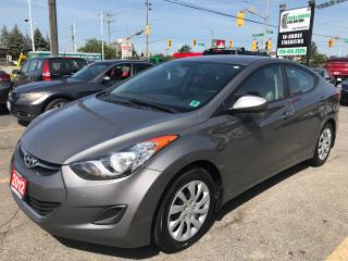 Used 2012 Hyundai Elantra GL l Heated Seats l Bluetooth for sale in Waterloo, ON