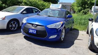Used 2013 Hyundai Veloster TECH PKG for sale in Orillia, ON