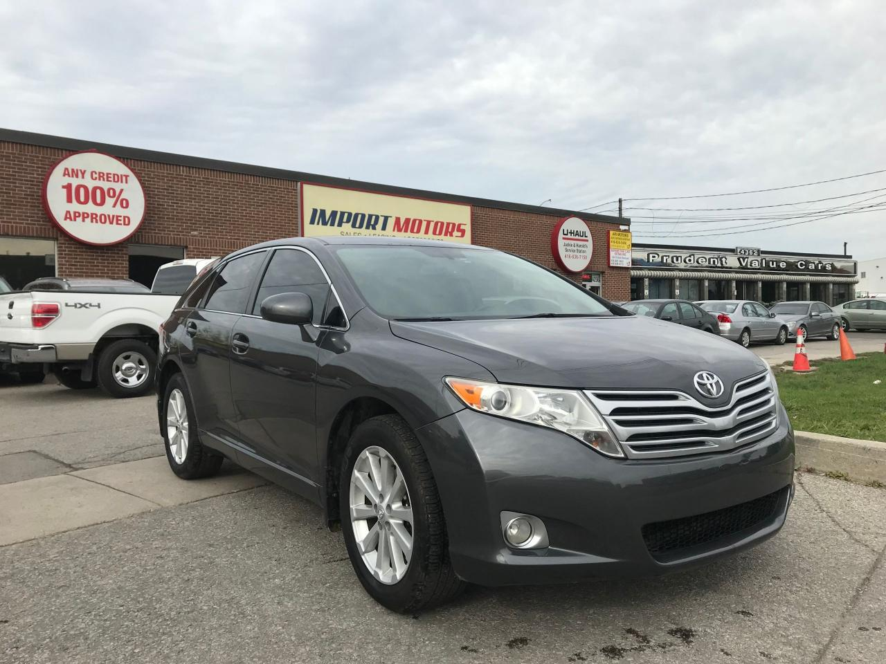 used 2010 toyota venza awd low kilometres one owner accident free for sale in north york. Black Bedroom Furniture Sets. Home Design Ideas