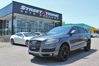 Used 2008 Audi Q7 4.2L AWD| Navi | Backup Camera | Panoramic SunRoof for sale in Markham, ON