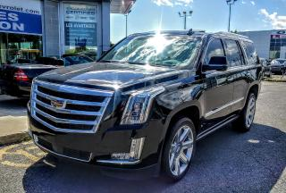 Used 2015 Cadillac Escalade Premium,dvd,roue22 for sale in St-Hubert, QC