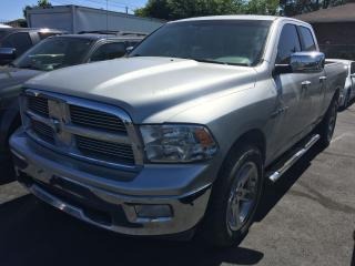 Used 2012 Dodge Ram 1500 BIG HORN for sale in Hamilton, ON