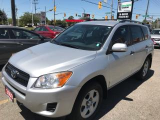 Used 2009 Toyota RAV4 No Accidents l AWD l Cruise for sale in Waterloo, ON