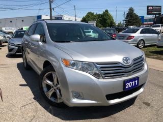 Used 2011 Toyota Venza V6, CLEAN CARPROOF for sale in North York, ON