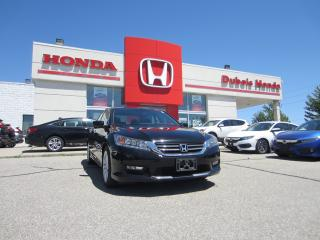 Used 2014 Honda Accord Touring for sale in Woodstock, ON