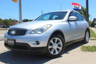 Used 2010 Infiniti EX35 AWD /NAV /360 CAM/ SUNROOF/ BLUETOOTH for sale in Oakville, ON