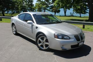 Used 2006 Pontiac Grand Prix GXP-V8| LEATHER| ROOF| STEERING WHEEL CONTROLS| for sale in Oshawa, ON