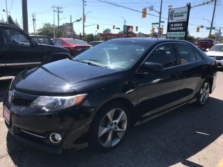 Used 2012 Toyota Camry No Accidents l Paddle Shift l Heated Seats l Navi for sale in Waterloo, ON