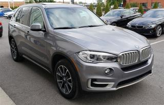 Used 2016 BMW X5 Xdrive35i Low Prive 1 for sale in Dorval, QC