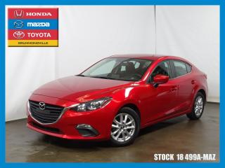 Used 2015 Mazda MAZDA3 Gs Caméra+siègchauf for sale in Drummondville, QC
