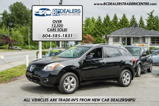 Used 2008 Nissan Rogue SL AWD, Local, No Accidents, Leather, Sunroof! for sale in Surrey, BC