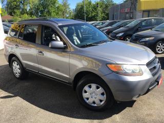 Used 2007 Hyundai Santa Fe GL Premium/ LEATHER/ SUNROOF/ CRUISE & MORE! for sale in Scarborough, ON