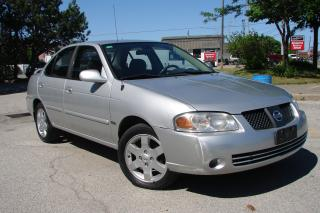 Used 2006 Nissan Sentra 1.8 Special Edition for sale in Mississauga, ON