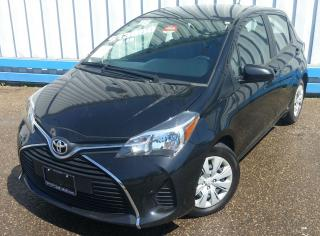Used 2016 Toyota Yaris LE *AUTOMATIC* for sale in Kitchener, ON