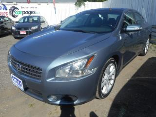 Used 2011 Nissan Maxima for sale in Brantford, ON