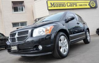 Used 2008 Dodge Caliber SXT! Clean Carproof+ AC!ONLY $93 Bi-Weekly! for sale in St Catharines, ON
