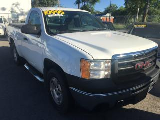 Used 2011 GMC Sierra 1500 Reg Cab, Short Box for sale in St Catharines, ON