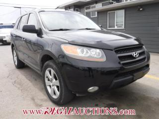 Used 2007 Hyundai SANTA FE GL 4D UTILITY 3.3L AWD for sale in Calgary, AB