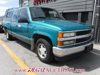 Used 1996 Chevrolet 1500  EXT CAB 2WD for sale in Calgary, AB