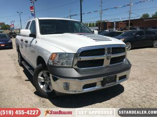 Used 2013 RAM 1500 ST | 4X4 | HEMI for sale in London, ON