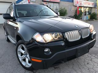 Used 2010 BMW X3 xDrive30i_Pano Sunroof_Leather_Low KMs for sale in Oakville, ON