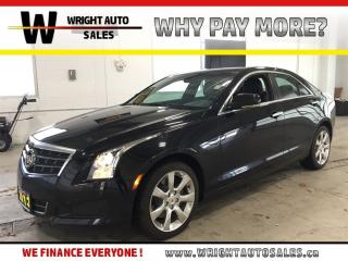 Used 2013 Cadillac ATS Luxury|NAVIGATION|LEATHER|AWD|60,033 KMS for sale in Cambridge, ON