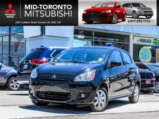 Used 2014 Mitsubishi Mirage SE Auto|Air|Power Group|Keyless for sale in York, ON