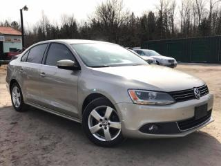 Used 2013 Volkswagen Jetta No-Accidents Comfortline TDI Diesel Sunroof Bluetooth for sale in Newmarket, ON